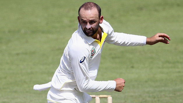 The evolution of Nathan Lyon's bowling