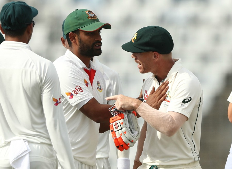 Can Australia fight back in Bangladesh?