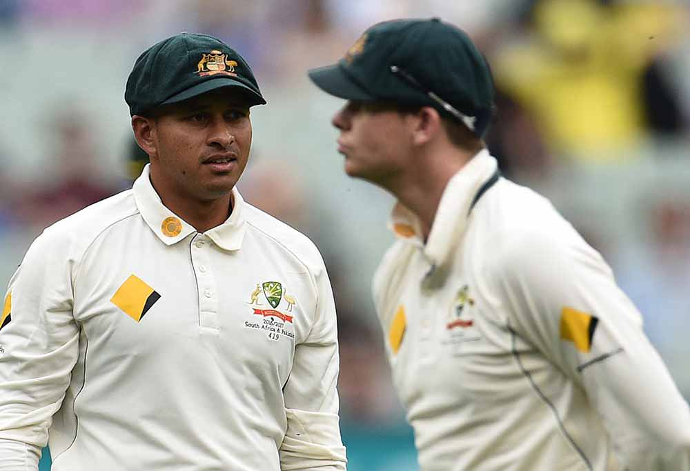 Is Usman Khawaja following in Dean Jones' footsteps?