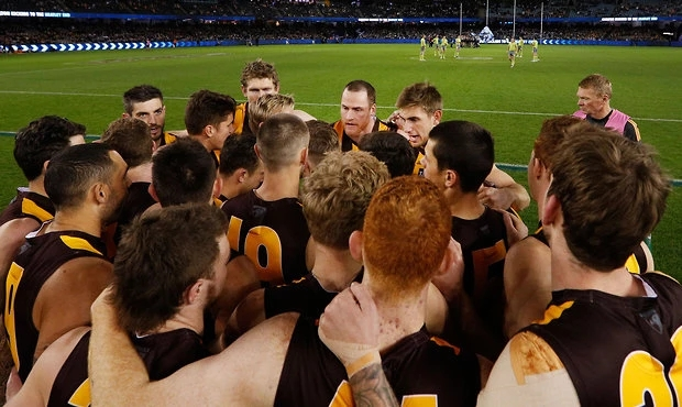 Could this player be Hawthorn's surprise packet?