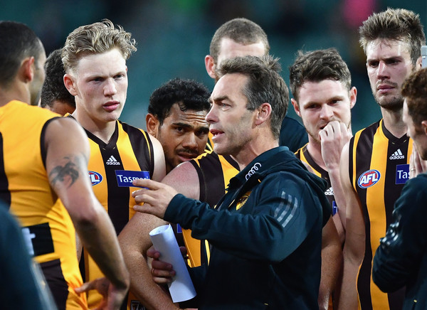 Memo to Clarko: Roll out the 'Paddock' for the Pies