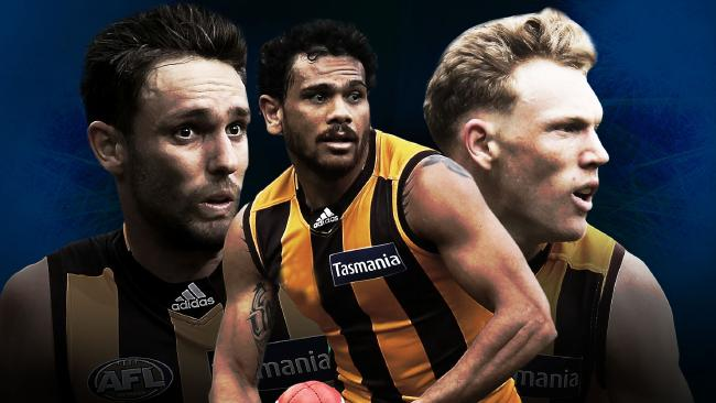 The keys to Hawthorn's 2018 success