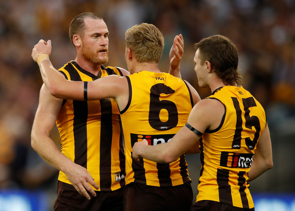 Hawthorn player ratings- JLT 2, Hawthorn versus Richmond