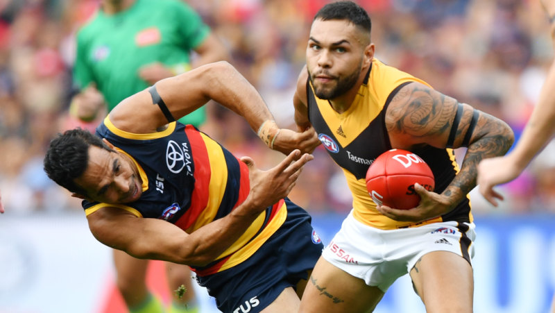 Hawthorn player and coach ratings, round 1, Adelaide versus Hawthorn